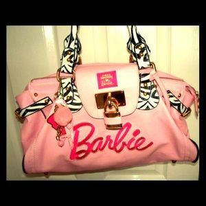 Looking for Barbie brand purse not just color.